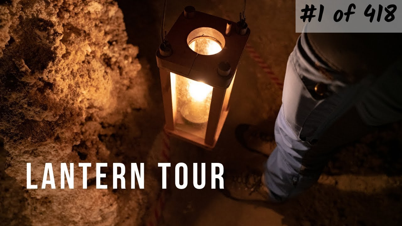 Kings Palace and Left Hand Tunnel Tours at Carlsbad Caverns National Park (#1/418)