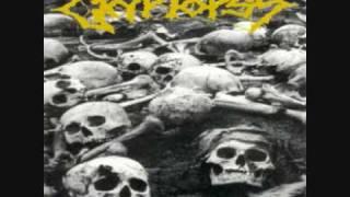 "Cryptopsy -  Mutant Christ - (""Ungentle Exhumation"" DEMO)"