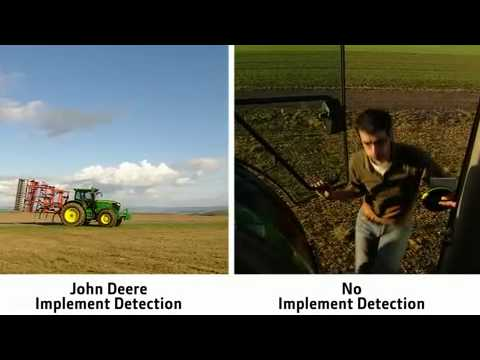 John Deere FarmSight - Implement Detection