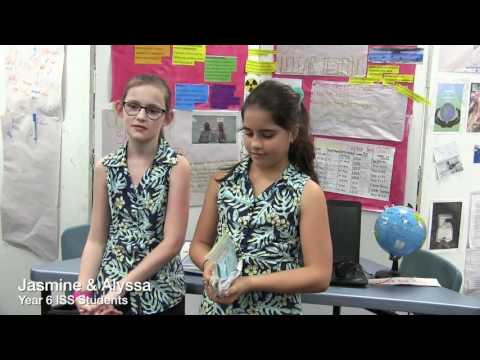 International School Suva Conservation and Preservation Exhibit