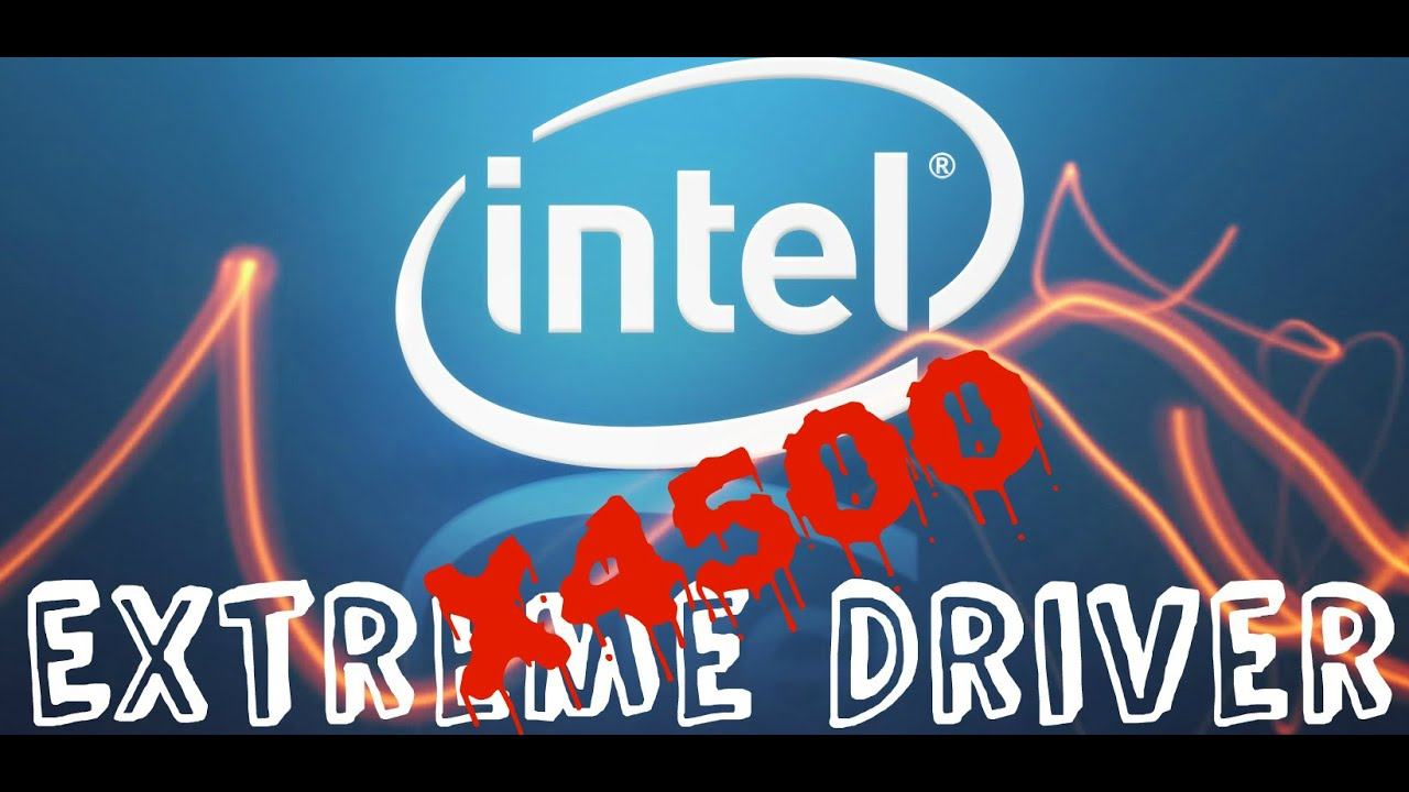 Intel hd graphics driver v2729 with opengl 4 support and new.