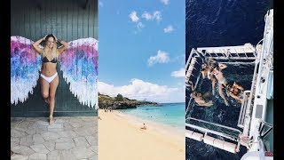 4 STATES 1 DAY, CAGE DIVING, CLIFF JUMPING.... HAWAII DAY ONE