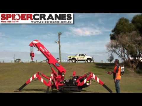 Spider Cranes