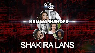 SHAKIRA LANS | Jax Jones ft. Demi Lovato Stefflon Don - Instruction | Dutch Future Kids