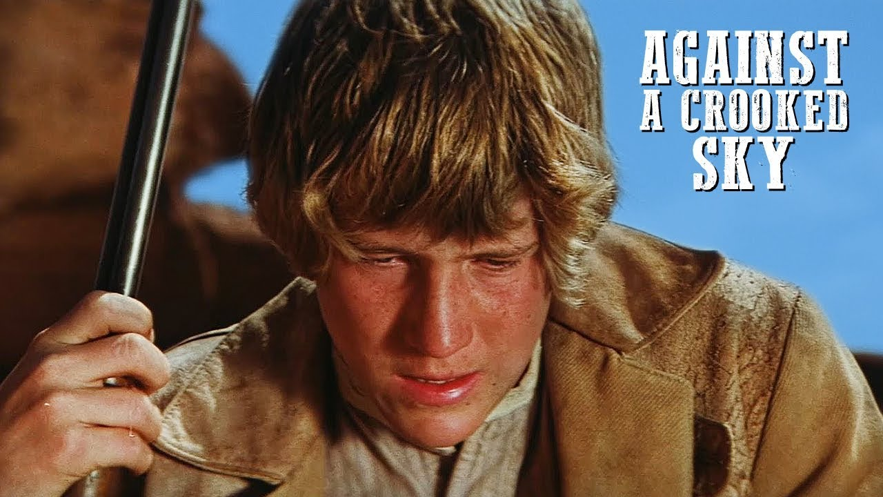 Against A Crooked Sky | WESTERN MOVIE | Family Drama | Full Movie | Free Cowboy Film | Free Movie
