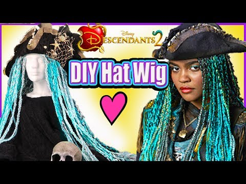 This Is How You Do A Descendants 2 Uma Costume [+ DIY