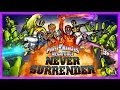 Power Rangers Megaforce: Never Surrender - Power Rangers Games