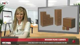 Wooden Filing Cabinets Video|euroffice