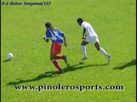 QWC 2010 Nicaragua vs. Netherlands Antilles 0-1 (06.02.2008)