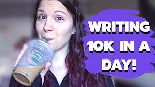 10k Writing Challenge Vlog + My Top Tips!