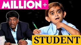 Khandeshi Chotu Bunty ki school life || खानदेशी छोटू बंटी की स्कुल लाईफll Teacher v/s Student