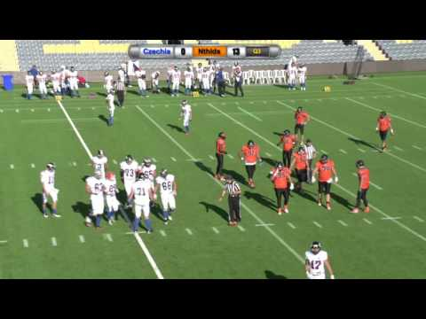 IFAF European qualifying - Czech Republic vs Holland - 2nd Half