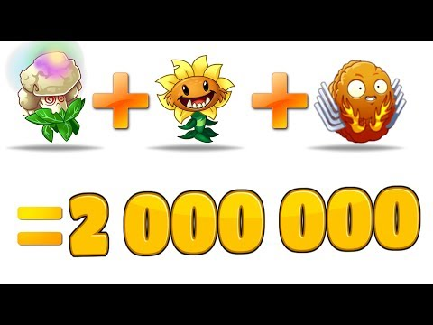 Plants vs Zombies 2 Battlez Run for Gold League and Epic Team Strategy for MAX Score