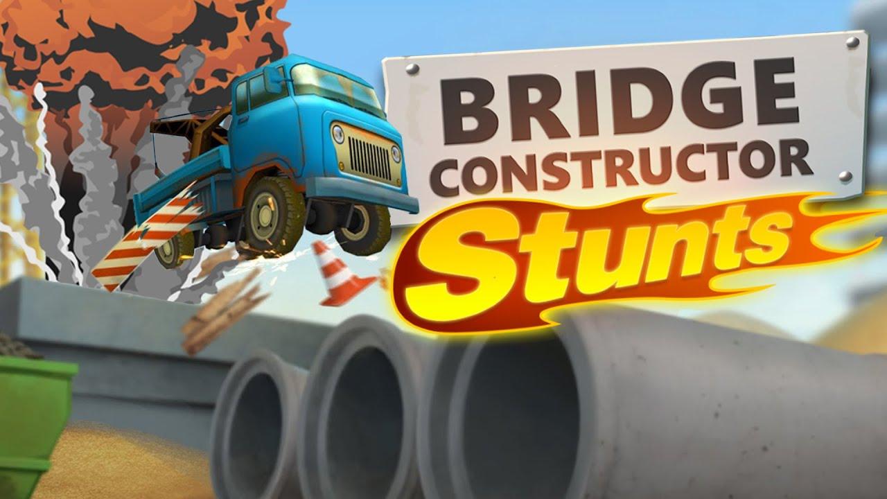Image result for Bridge Constructor: Stunts