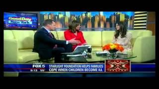 Carly Rose Sonenclar on Good Day NY (4-30-13)