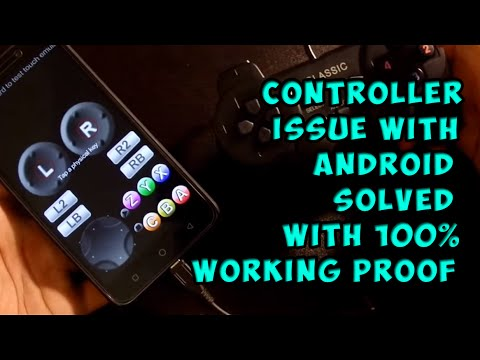 Controller Issues With Android SOLVED | 100% Working PROOF | 2016