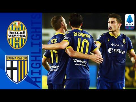 Helas Verona Parma Goals And Highlights