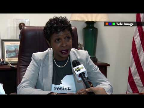 Extension of TPS for Haitians New York Congresswoman Yvette Clarke is fighting