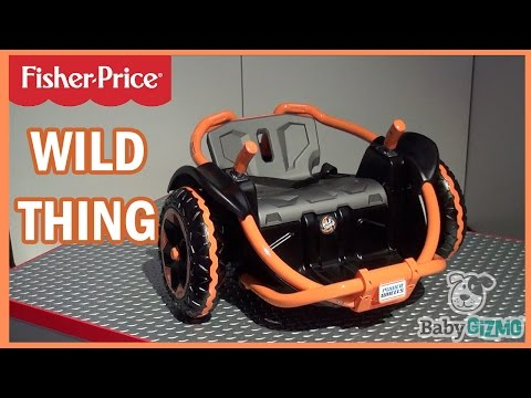 NEW Fisher Price Power Wheels Wild Thing Ride-on for Bigger Kids