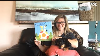 Kk Reads Duck And Goose By Tad Hills