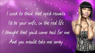 Repeat youtube video Nicki Minaj - Young Forever Lyrics Video