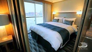 Viking: Longship Stateroom Tour