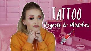 DO I REGRET MY TATTOOS? | Tattoo Regrets & Mistakes