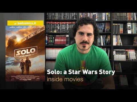 Inside Movies - Solo: A Star Wars Story, Di Ron Howard