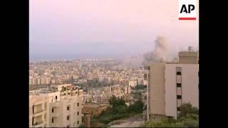 Video WRAP Massive blasts as Israeli aircraft renew attacks on Beirut's southern suburb download MP3, 3GP, MP4, WEBM, AVI, FLV Oktober 2018
