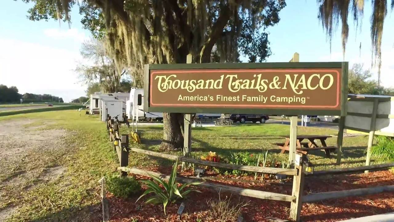 Peace River Thousand Trails Campground Review Wauchula