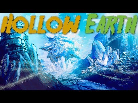 Hollow Earth: Admiral Byrd's Flight Log