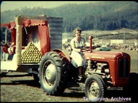 Amateur Film By Jessie McPherson (1956-1963)