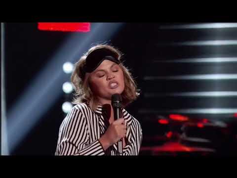 The Voice Season 16- Chrissy Teigen's Blind Audition