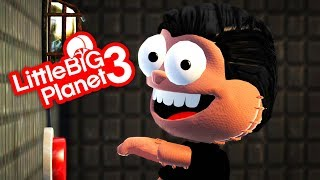 LittleBigPlanet 3 - Dragon_Fire0376's Shorts Part 6 - LBP3 Funny Animation