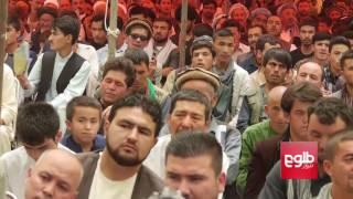 Massoud Warns Against 'Deep Ethnic Divisions' / هشدارها از افزایش تضادهای قومی و زبانی در کشور