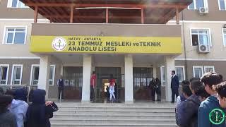 23 Temmuz MTAL 18 mart Çanakkale Zaferini Kutluyor 2018