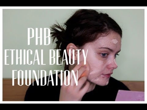 PHB Pure Skin Liquid Foundation | 1st Impressions | BellaIzzy