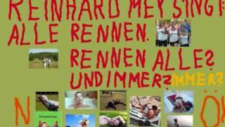 Reinhard Mey Alle rennen