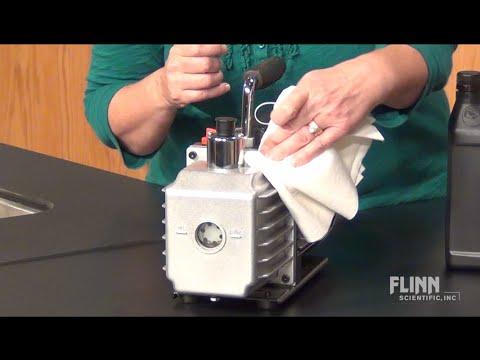 Vacuum Pump Maintenance