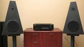 HandMade Pyramid speakers  Philips FA 880