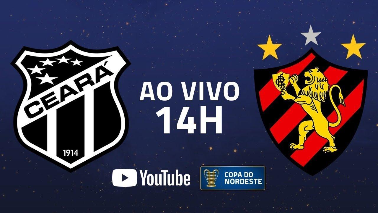 AO VIVO: Ceará x Sport | 7ª rodada | Copa do Nordeste 2020