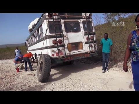 Гаити - Самые Страшные и Жуткие Дороги в Мире ' Самые опасные путешествия' - Смотреть видео без ограничений