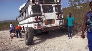 Гаити - Самые Страшные и Жуткие Дороги в Мире ' Самые опасные путешествия'