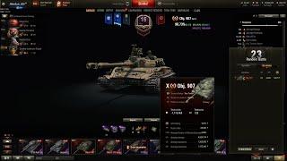 Obj 907 | 3 MOE hunting | 4.6k…