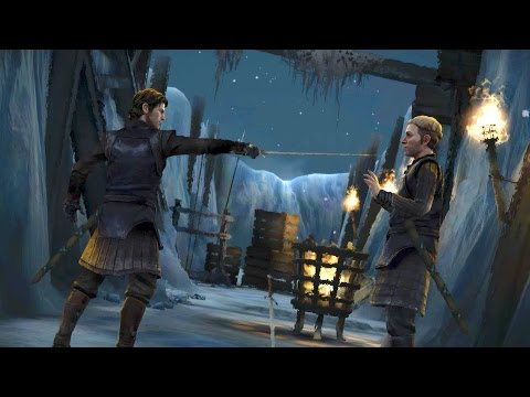 This Is Sparta!!! Gared Has His Revenge On The Wall (Game Of Thrones | Telltale | Episode 3)
