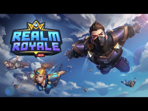 Welcome to Realm Royale - Beginner's Guide