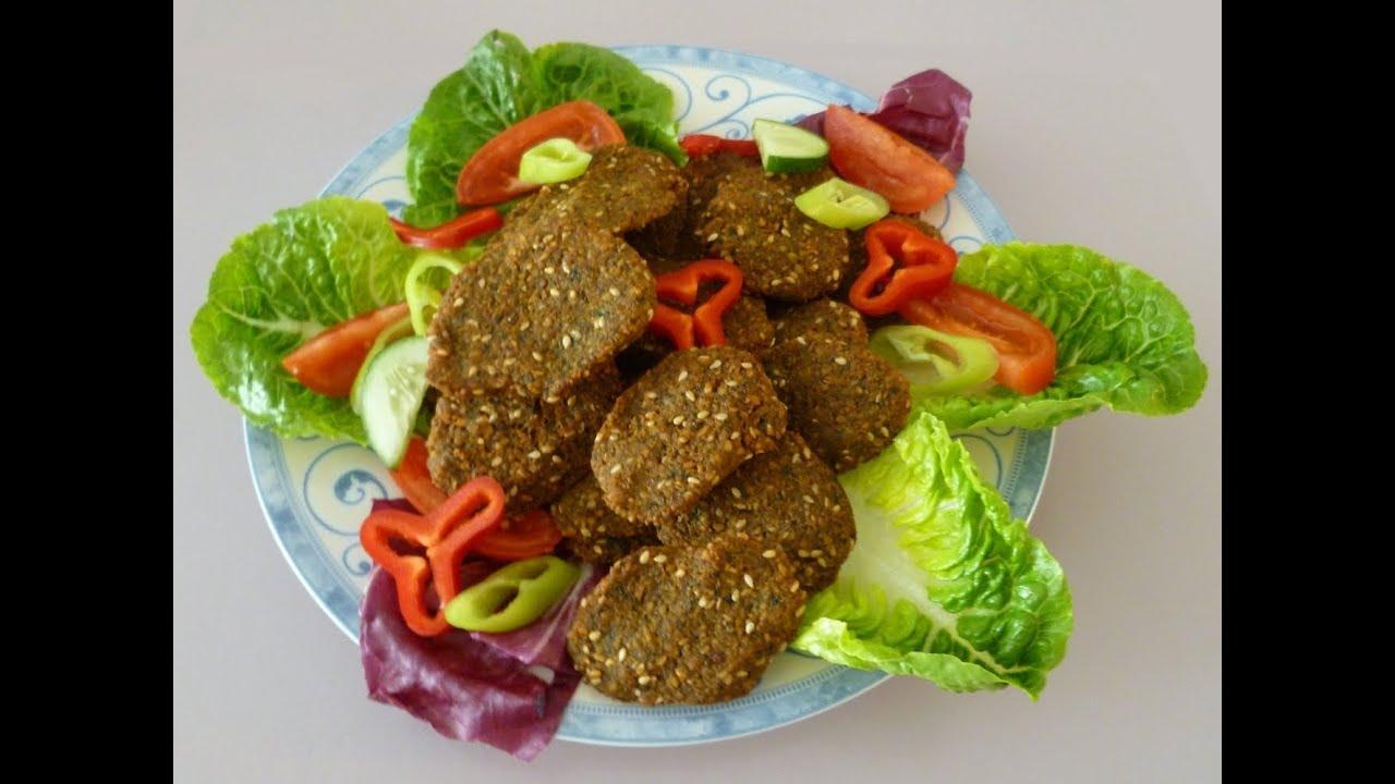 Rezept: Falafel | Ahmet Kocht | Arabisch Kochen | 3000 Abonnenten Special