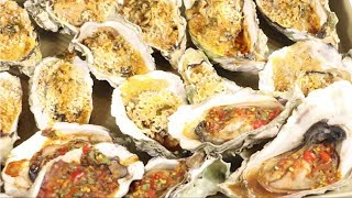 How to cook New Orleans inspired and Spicy Oysters!