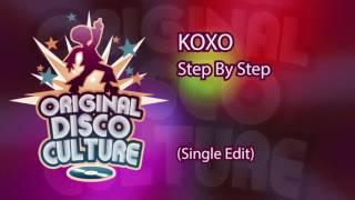 KOXO - STEP B¥ STEP (SINGLE EDIT)