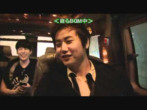SS501 SAITAMA SUPER ARENA  Member Interview Reporter  PARK JUNG MIN
